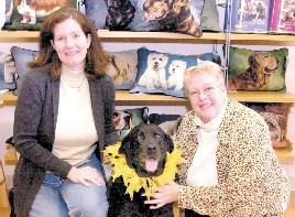 Happy Dog Barkery Owners Cheryl and Beth Staley
