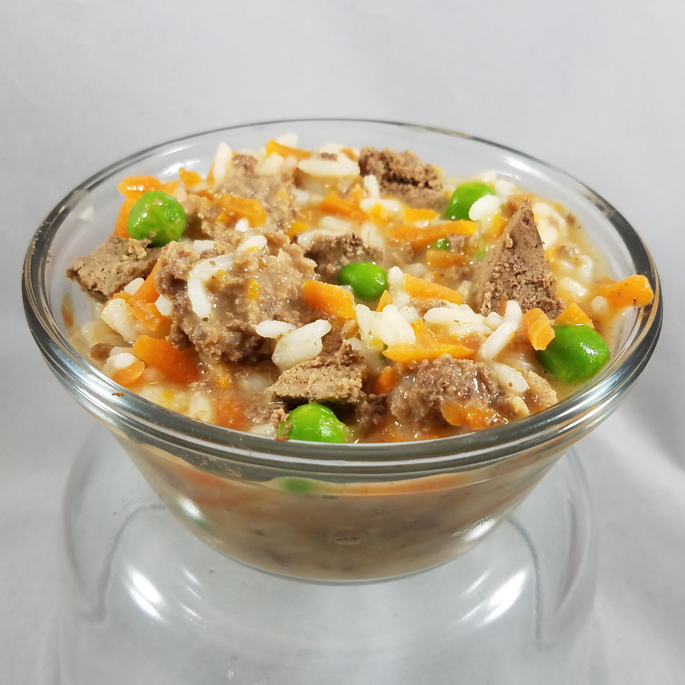 beet it dog stew