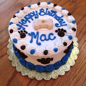 Superb Dog Cake 4 Happy Birthday Puppy Cake Happy Dog Barkery Personalised Birthday Cards Paralily Jamesorg