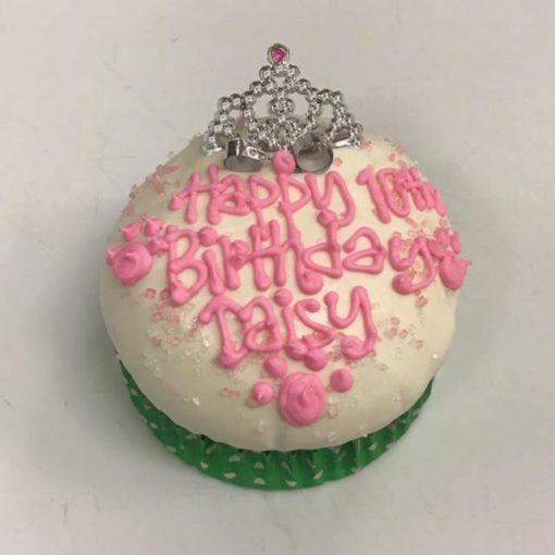 Princess Cupcake for Dogs