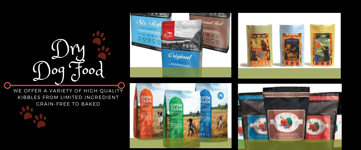 happy dog barkery dry dog food