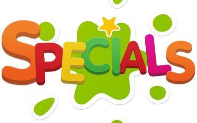 June Specials!